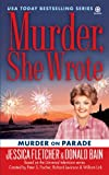 Murder, She Wrote, Jessica Fletcher and Donald Bain, 0451226291