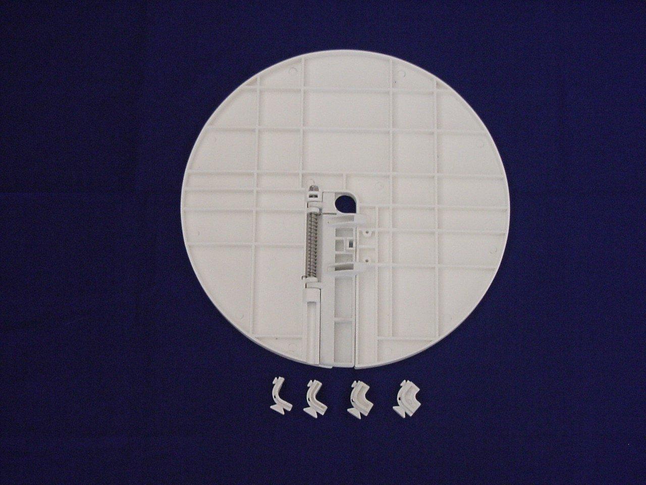 15 Inch OFFBoard(R) Rat Guard - White