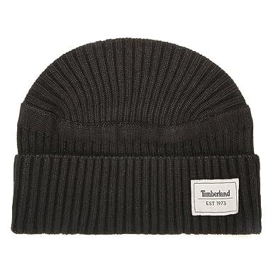 bonnet timberland noir