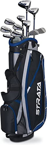 Callaway Men s Strata Plus Complete Golf Set, Prior Generation 16-Piece