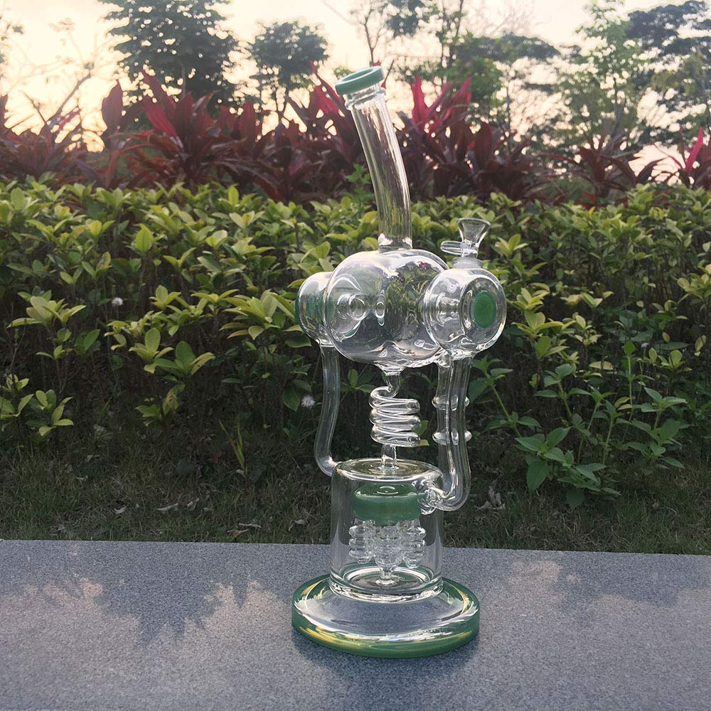14.1 inch Thick and Durable Double Glass Bub - BTLA030 by bouladfans (Image #5)