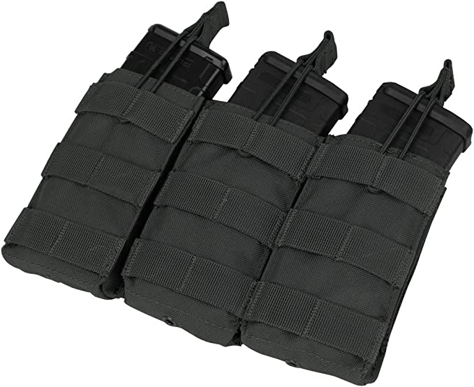 Mafoose Triple Stacker Open-Top Mag Pouch