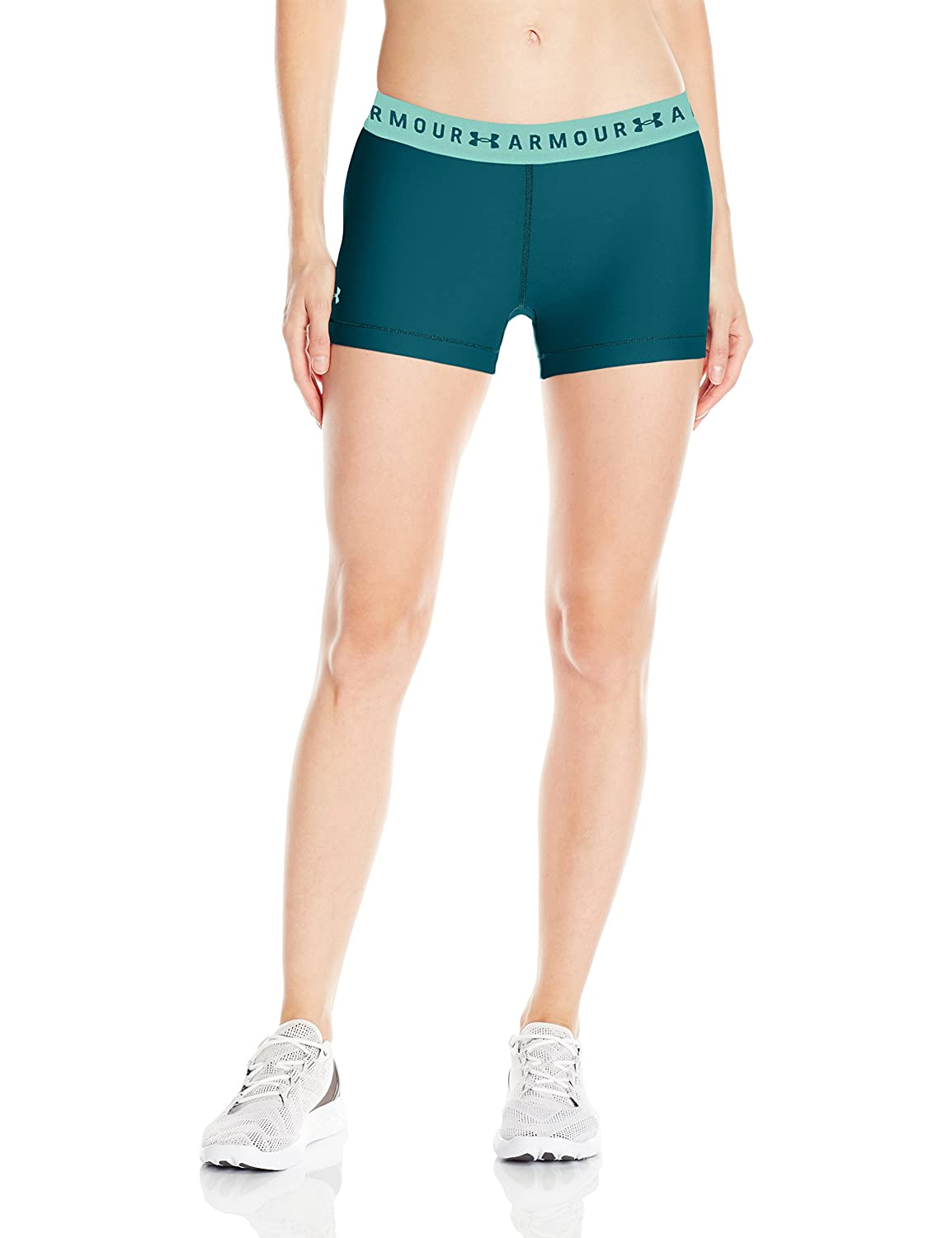 TALLA S. Under Armour UA HG Armour Shorty - Pantalón Corto Mujer