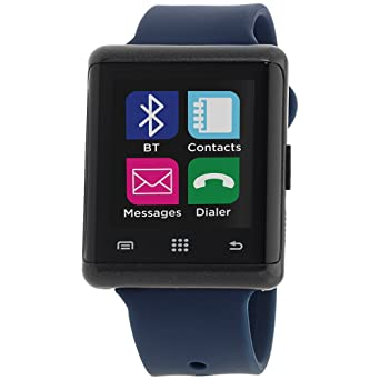 Amazon.com: I-Touch Air Smart Watch Screen Bluetooth with Pedometer Analysis Sleep Monitoring Band for Samsung Galaxy Android Apple iPhone iOS Google Nexus ...
