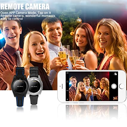 Smartwatch Demiawaking Reloj Inteligente NO.1 G6 Moda ...