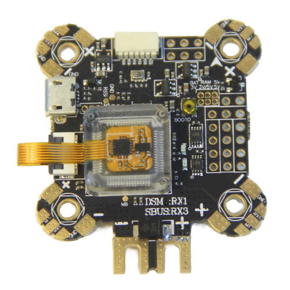 Thriverline Omnibus F4 Pro Flight Controller F4 Brushless FC Integrated with OSD