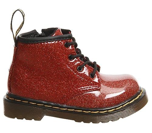 Dr. Martens 1460 Glitter T, Botines para Niñas: Amazon.es: Zapatos y complementos