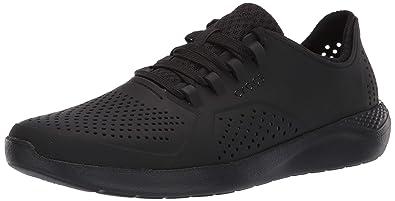 2552093ed8f4 Crocs Men s LiteRide Pacer Sneaker Black