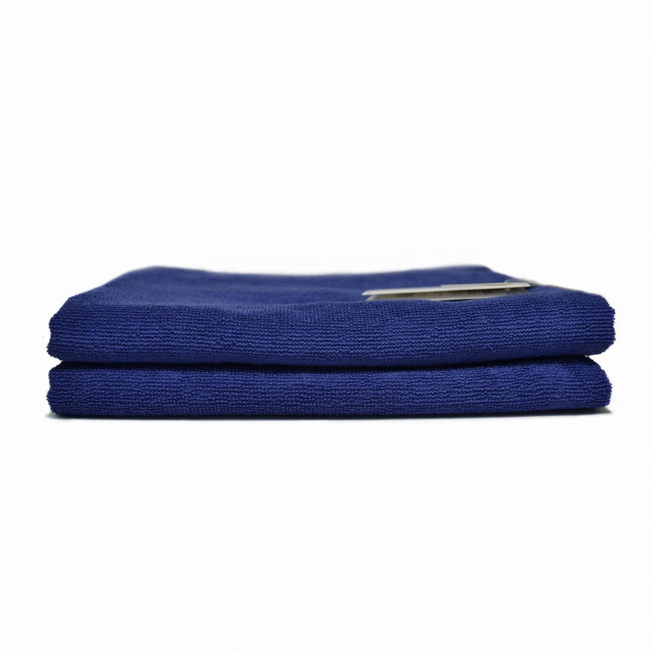Imabari Hotel Towel Face Towel Set of 2 (Blue) by Imabari (Image #2)