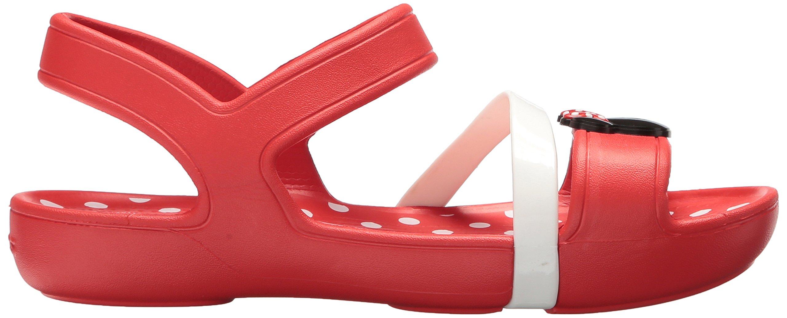 0ea3f7535b73ba Crocs Kids  Lina Minnie Mouse Sandal   Sandals   Clothing