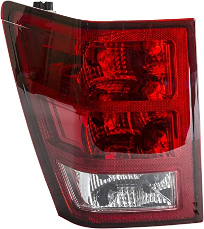 TYC 11-6077-00-1 Jeep Grand Cherokee Right Replacement Tail Lamp