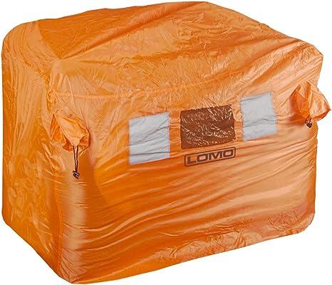Lomo refugio de tormenta de emergencia. 4-5 personas Bothy Bag Camping Hillwalking Kayak