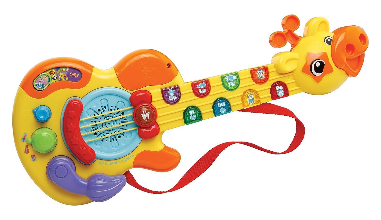 VTech - Sol, la Jirafa rockera (3480-179022): Amazon.es: Juguetes y juegos