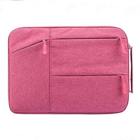 jukkarri 12 – 15.6 pulgadas Laptop funda maletín elegante plástico para ordenador portátil, MacBook,