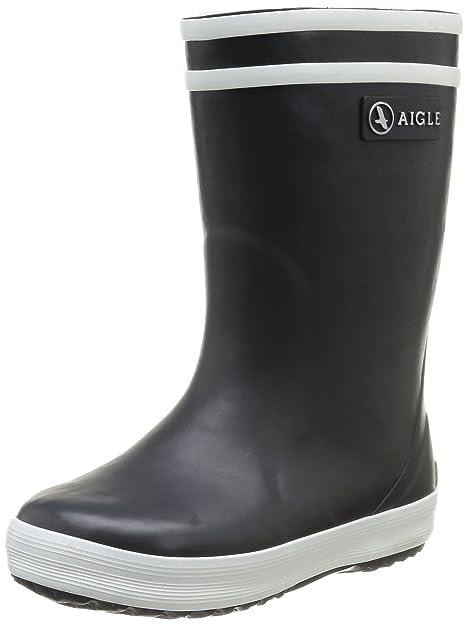 Aigle Unisex Kids  Lolly Pop Fur Wellington Boots  Amazon.co.uk ... e2bc382bcec