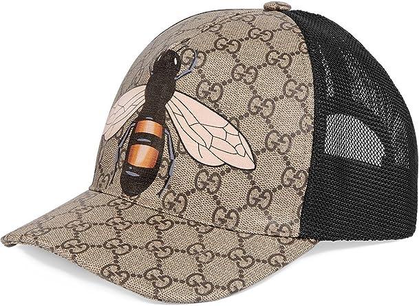 Gucci - Gorra de béisbol - para Hombre Marrón marrón Medium ...