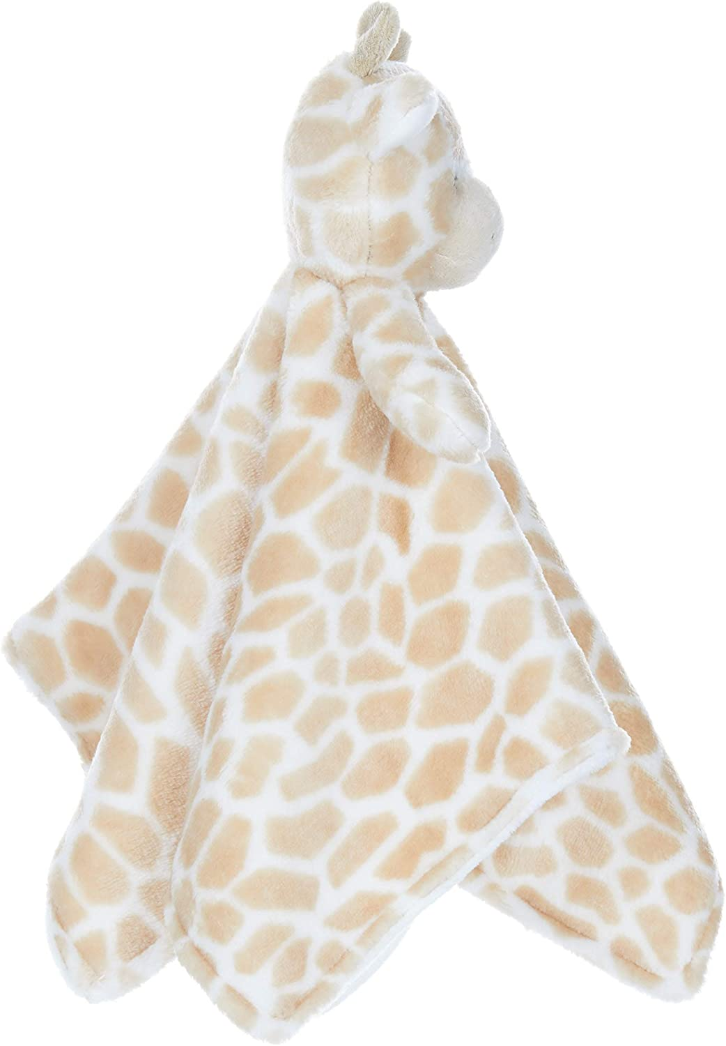 Carters Giraffe Plush Stuffed Animal Snuggler Blanket