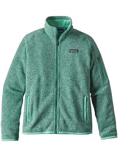 Patagonia W s better sudadera chaqueta para mujer Verde galah green XXS