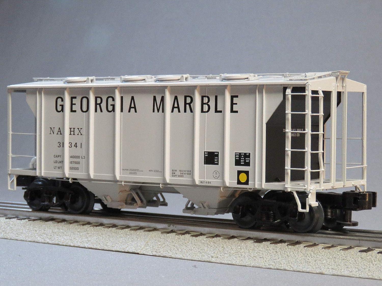 Lionel Georgia Marble PS-2 Covered Hopper CAR #31341 o Gauge