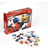 CA Games Miraculous Puzzle 100