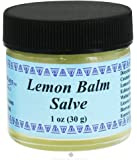WiseWays Herbals Lemon Balm Salve 1 oz