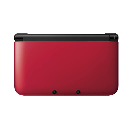 Nintendo Handheld Console - Red/Black (Nintendo 3DS XL