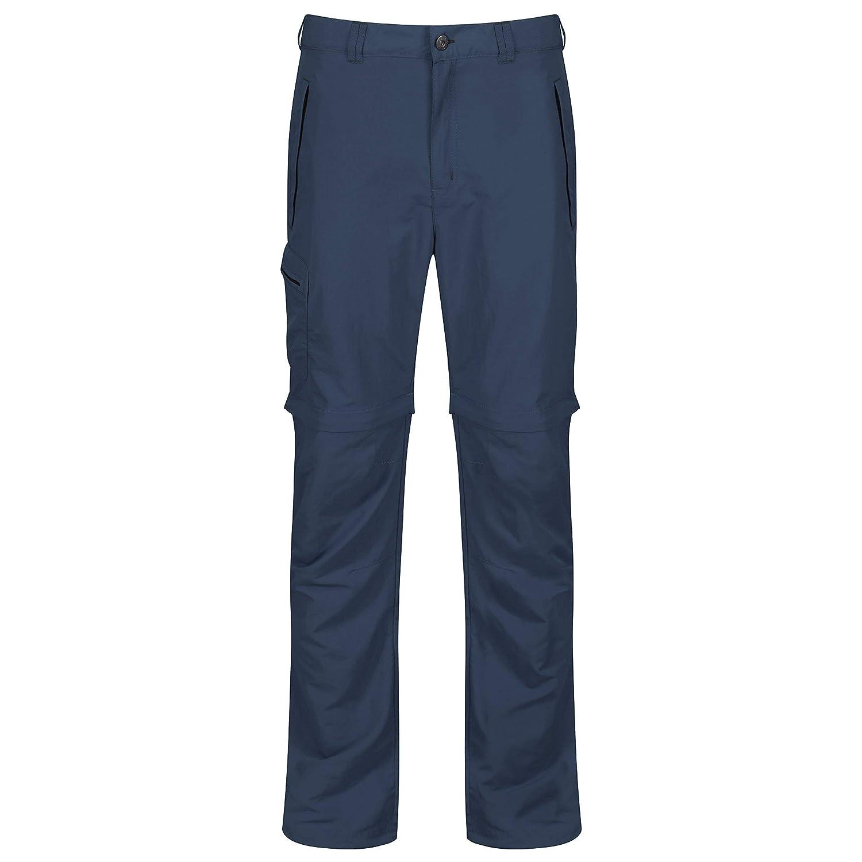 02bb76ab256 Regatta Men's Leesville Zip Off Trousers