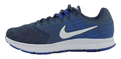 a6d5c5ce650d Nike Herren Zoom Span 2, Chaussures de Running Homme, Blanc (Navy/White