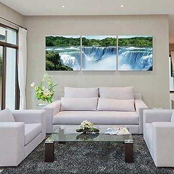 Gemälde Dekorative Malerei Im Wohnzimmer Wasser Reichtum/  Landschaft/[Landschaftsmalerei]/ Sofa Wandfarbe