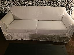 Amazon Com Sure Fit Twill Supreme Universal Sofa