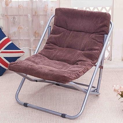 Amazon.com: wwh Moon Chair Sun Lounger Lazy Chair Radar ...