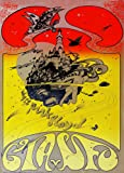 Vintage PINK FLOYD c1967 * 250gsm Gloss ART CARD A3 Reproduction Poster