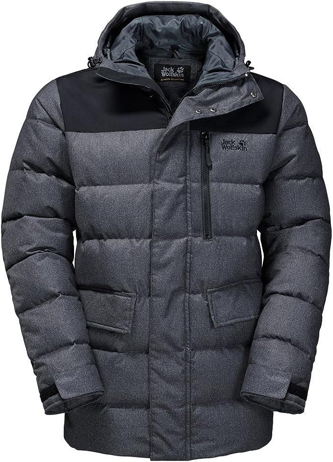 jack wolfskin baffin bay jacket herren