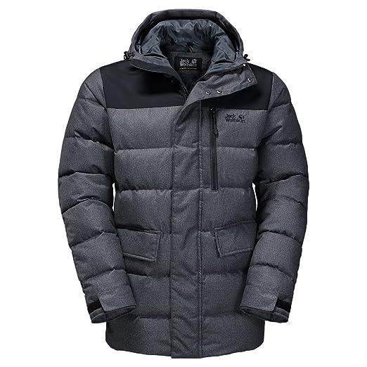 Men's Jacket Wolfskin Bay Baffin Jack 8Pn0wZXNOk