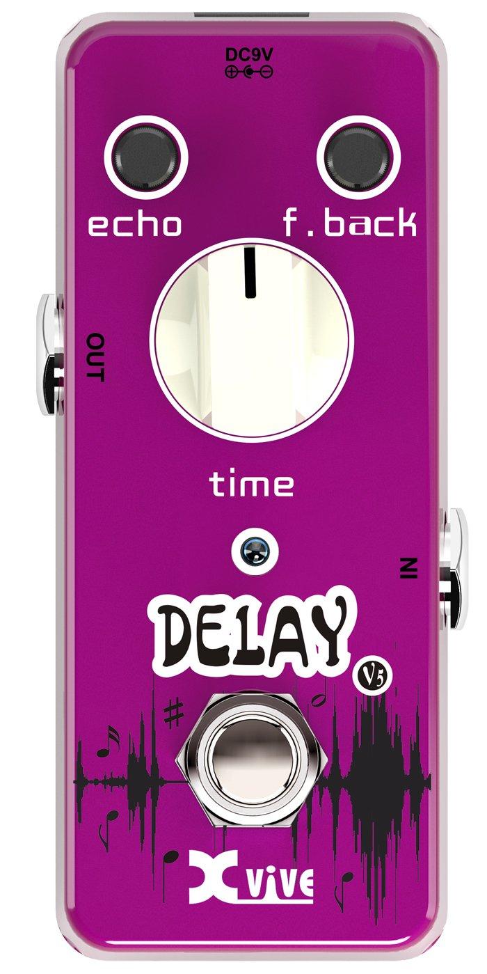 X Vive V5 Delay Gitarren-Effektpedal XV5