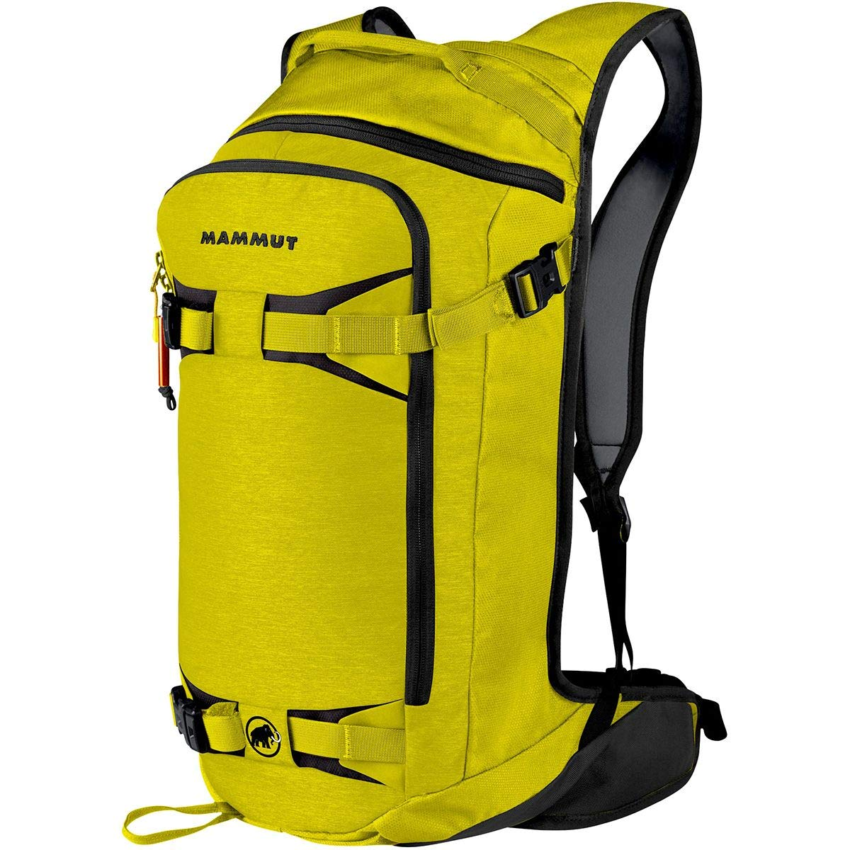 (マムート) Mammut Nirvana Flip 18L Backpackメンズ バックパック リュック Citron/Phantom [並行輸入品] One Size  B07L4JZSQW