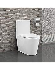 One-Piece Toilets | Amazon.com | Kitchen & Bath Fixtures