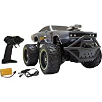 Magicwand🔫 1:18 Scale 2.4 Ghz 4 Wheel Drive Fast &🔫 Furious Fame Dominator 🌋Off-Road Monster