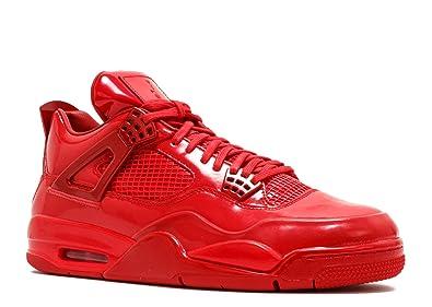Nike Air Jordan XI 11Lab4 719864-600 University Red/White Men's Shoes