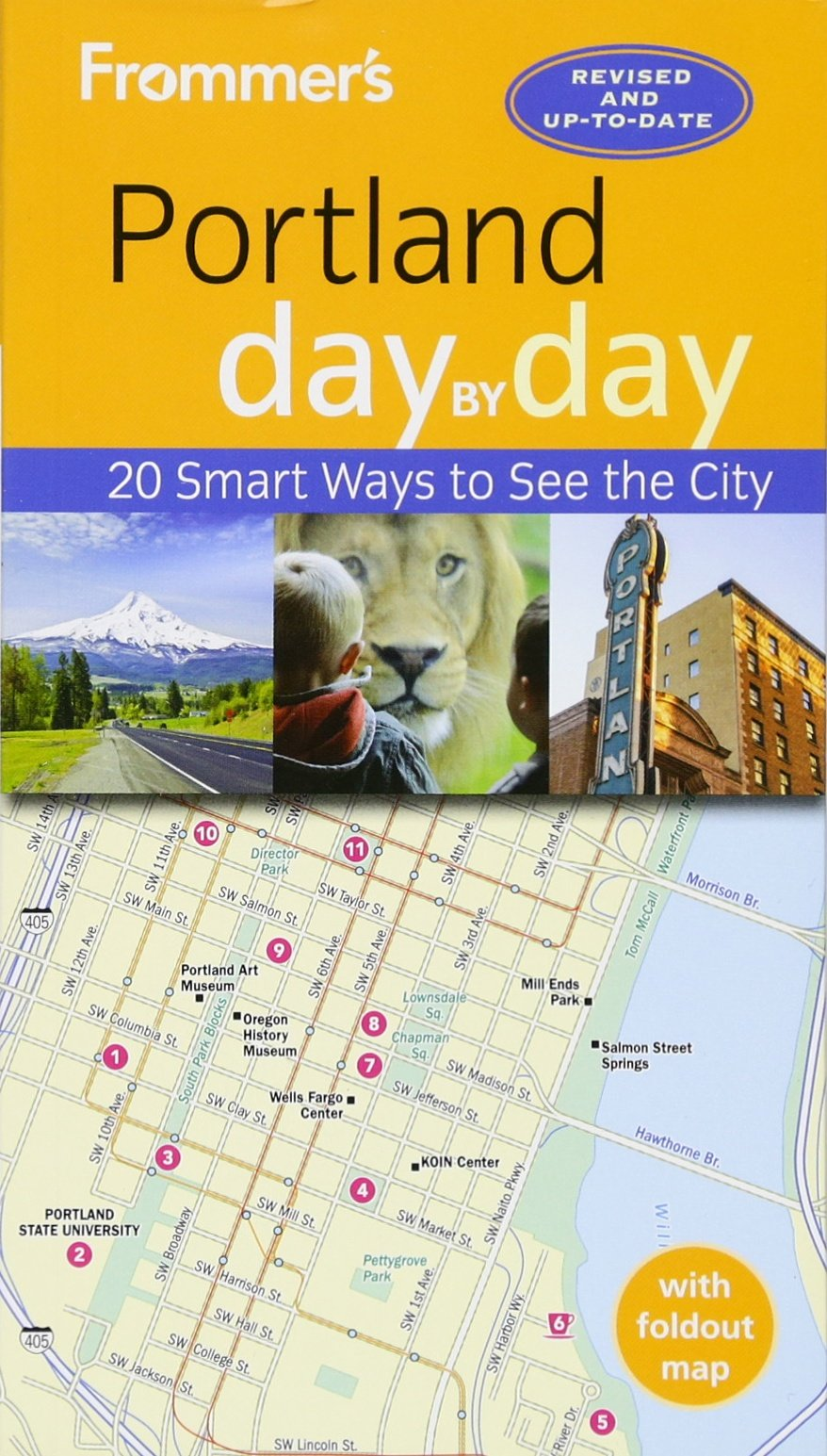 Frommer's Portland day by day
