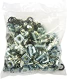 LMS DATA Dynamode M6 Cage Nut, Cup Washer and Screw for Data Rack Cabinet