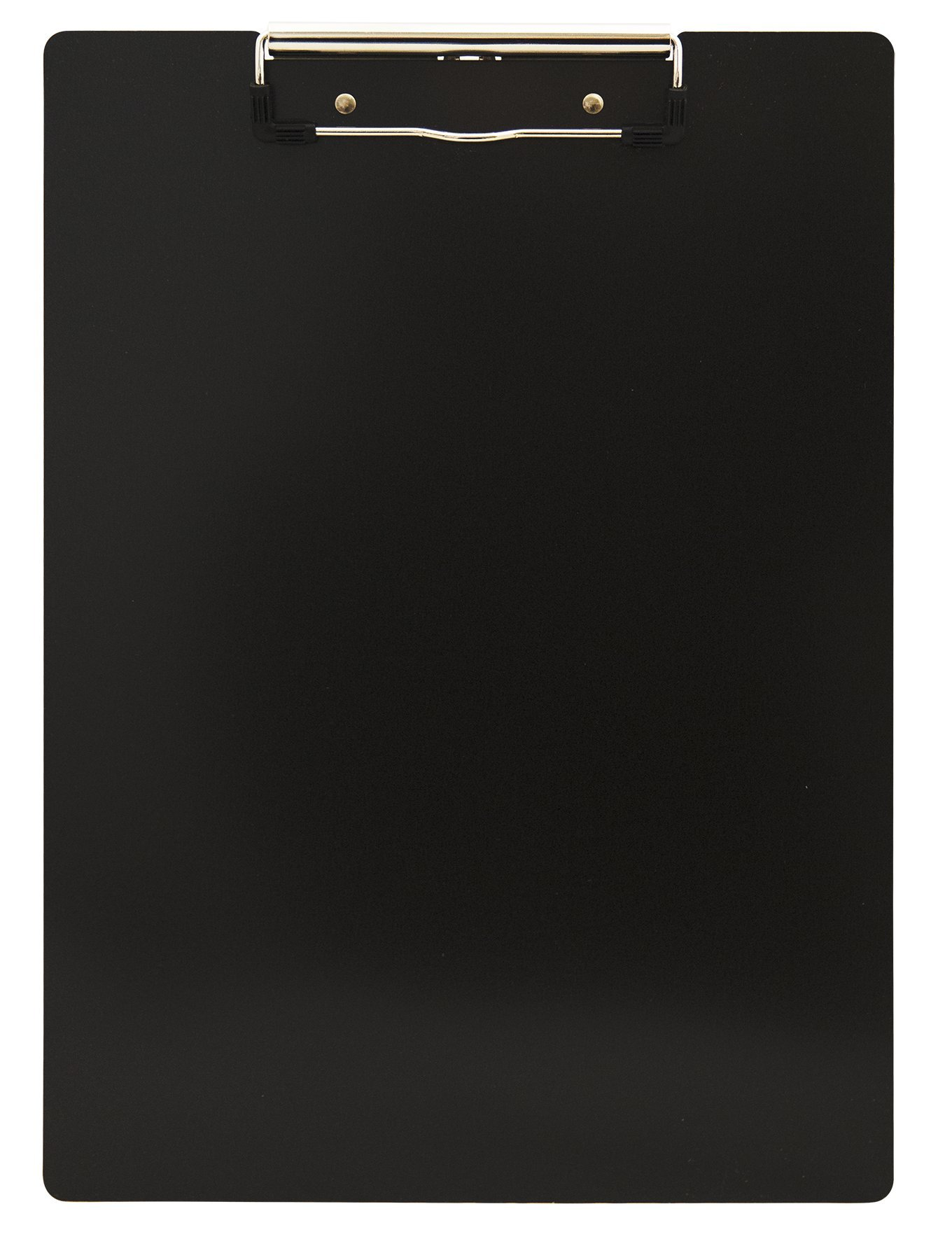 Saunders Aluminum Clipboard - Black - Letter Size (21525) by Saunders (Image #1)