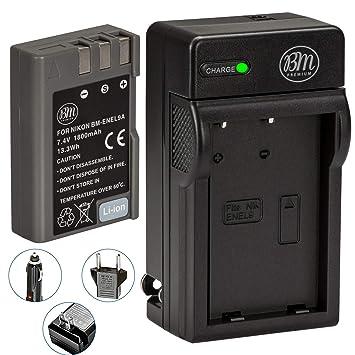 Amazon.com: Batería de repuesto para ENEL9: Camera & Photo