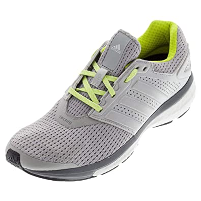 7beae079d34ab adidas Women s Supernova Glide 7 Running Shoes - Color  Light Grey Heather  - Size