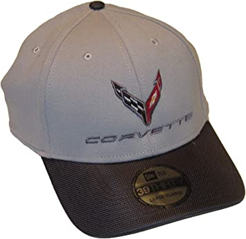Gregs Automotive Compatible Chevrolet Trucks Logo Hat Cap Bundle with Driving Style Decal Gray