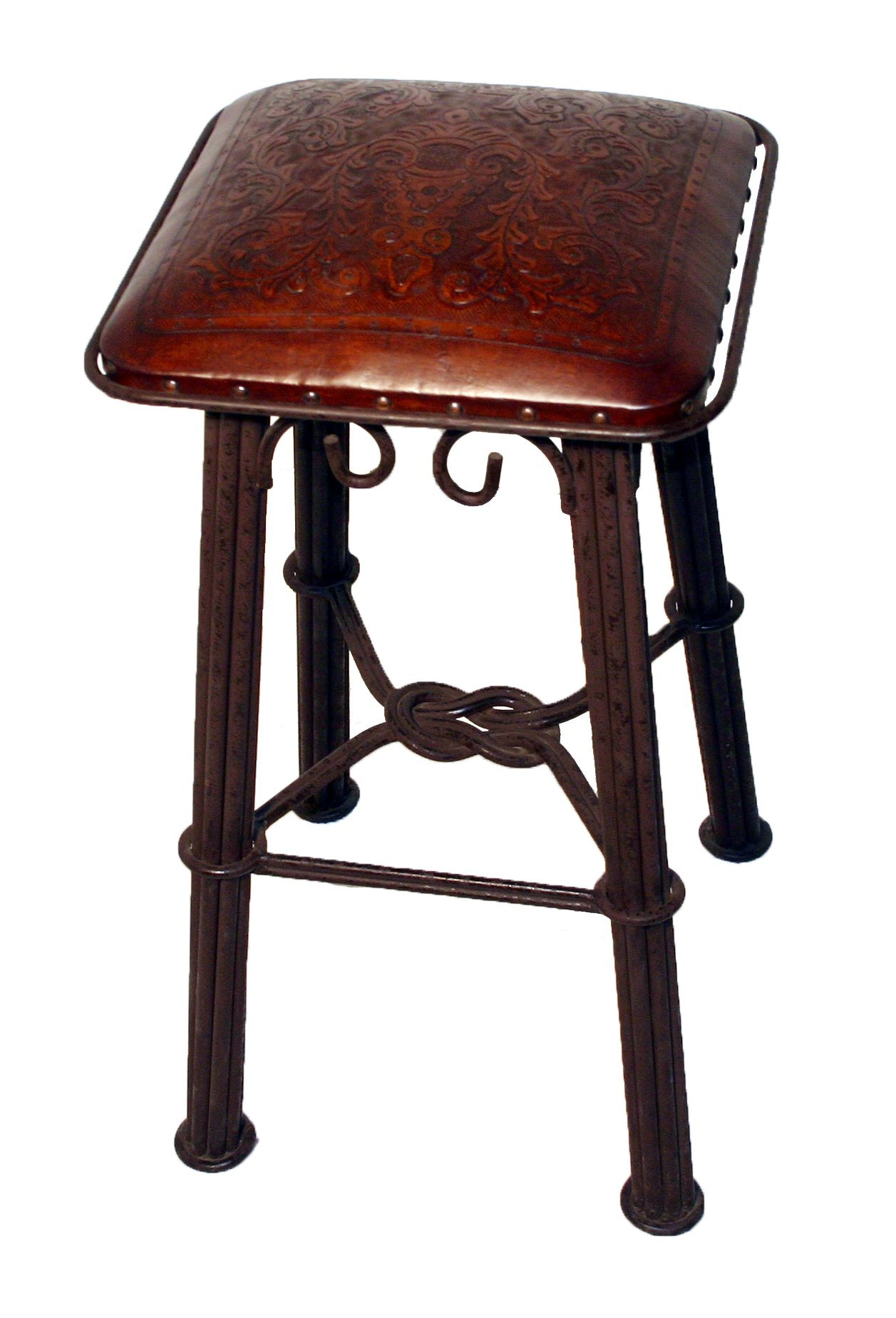 Wrought Iron Bar Stools Amazon Com
