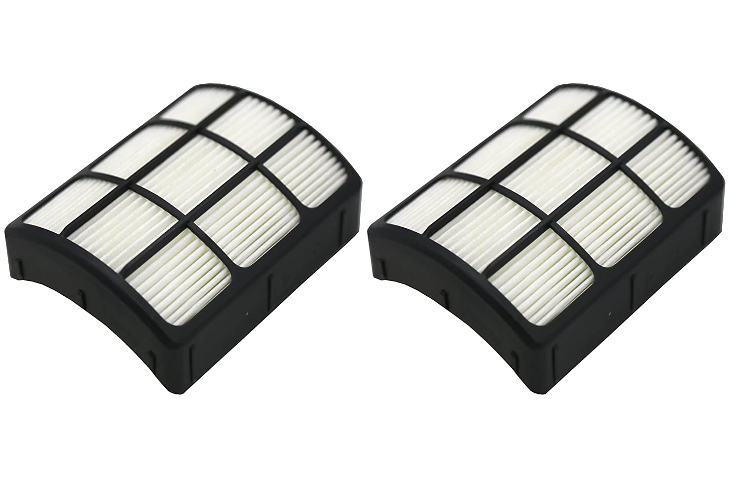 Green Label 2 Pack Replacement HEPA Filter F86 for Dirt Devil Vacuum Cleaners (Compares to 440006419)