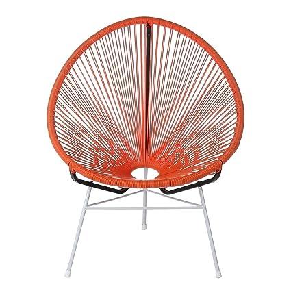 Phenomenal Amazon Com Joseph Allen Home Acapulco Papasan Lounge Chair Caraccident5 Cool Chair Designs And Ideas Caraccident5Info