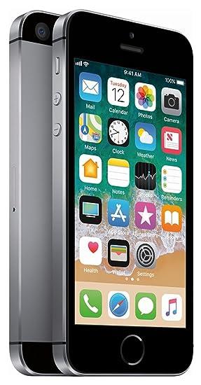 856a598377bb92 Amazon.com: Apple iPhone SE, GSM Unlocked, 32GB - Space Gray ...