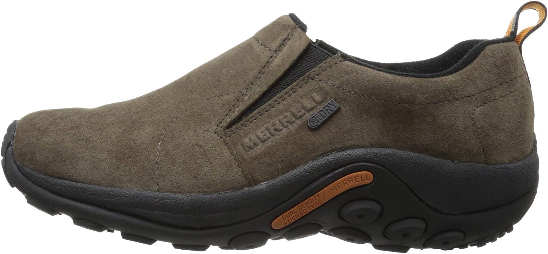 Merrell Mens Jungle Moc Waterproof Slip-On Shoe
